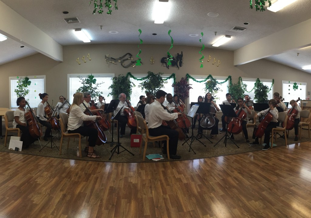 OC Cello Choir